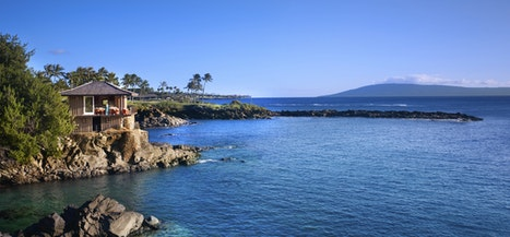 2BR Ocean View Residence At Montage Kapalua Bay