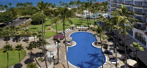 Ocean View 3 BR Villa - Fairmont Kea Lani