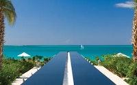 Grace Bay Club Estate Beach Level Residence