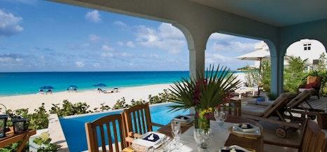 Meads Bay Beach Villas - Villa 1