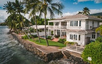 Lahaina Ocean Front Estate