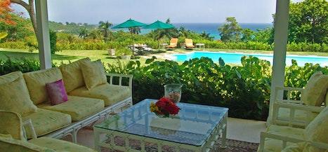 Sea Island Villa