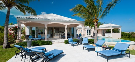 SeaBreeze Villa - Turks