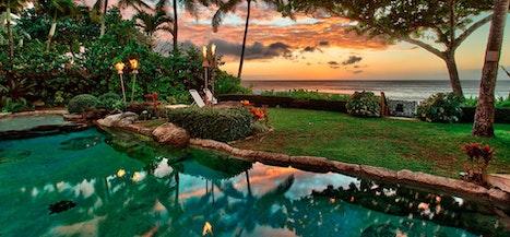 Sunset Beach - Honolulu