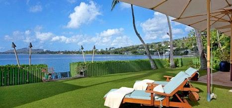 Wailupe Oceanfront Villa
