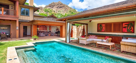 Villa Diamond Head
