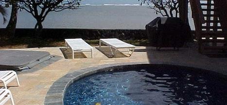 Honolulu Oceanfront Villa