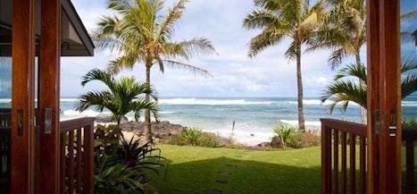 Tropical Beachfront
