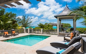 Ballyhoo Beachfront Villa