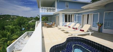 Blue Moon - St Lucia