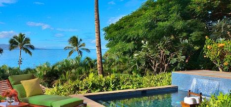 D101 Coco Palms Pool Villa at Wailea Beach Villas