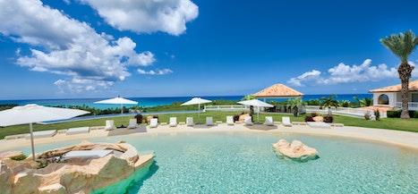 SandyLine Villa