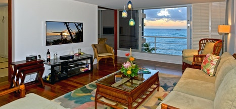 Gold Coast Oceanfront Suite