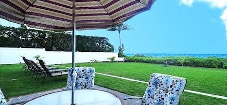 Kailua Beachfront Home