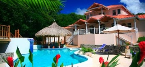 Beau Rivage - St Lucia