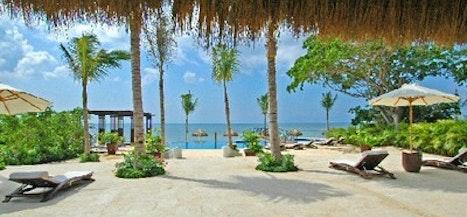 Hacienda de Mita - Beachfront (Penthouse)