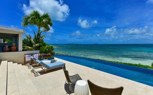 Premium Harbour Beachfront Villa - Sea Breeze