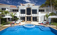 Beachfront Villa 321